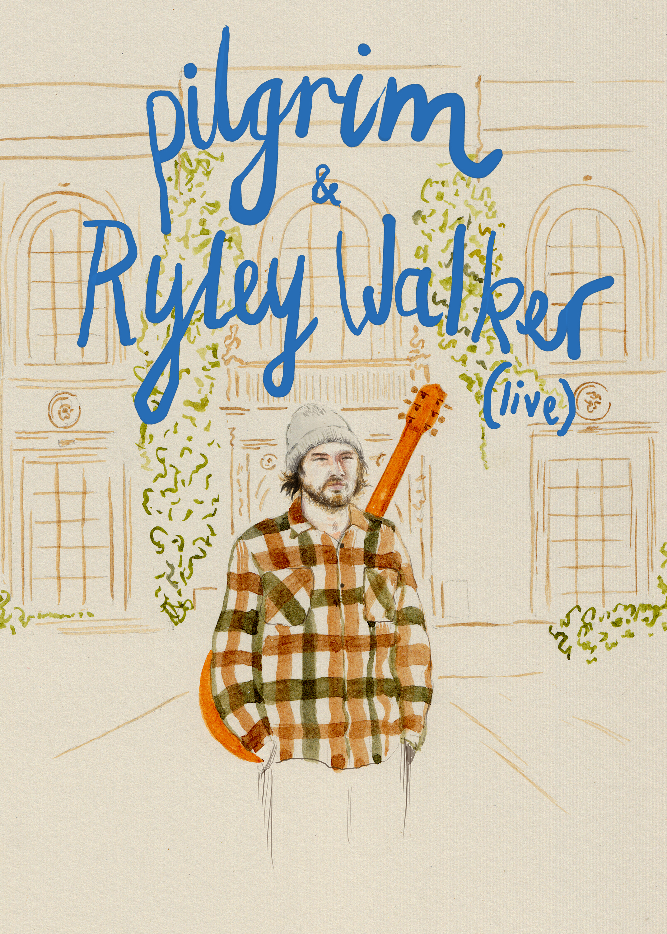 Malling Creative Pilgrim x Ryley Walker